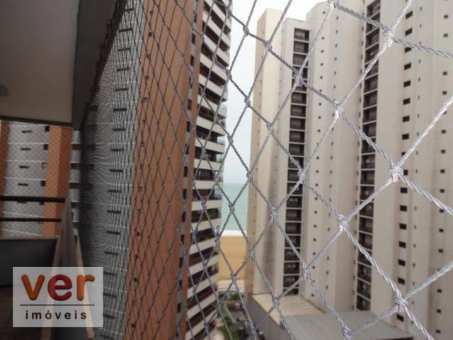 Apartamento com 2 dormitórios à venda, 115 m² por R$ 665.000,00 - Meireles - Fortaleza/CE - Foto 8