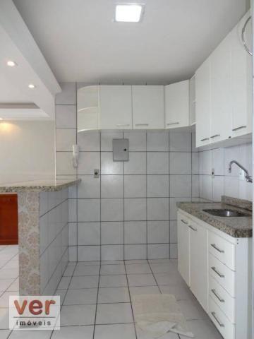 Apartamento com 3 dormitórios para alugar, 74 m² por R$ 800,00/mês - Messejana - Fortaleza - Foto 19
