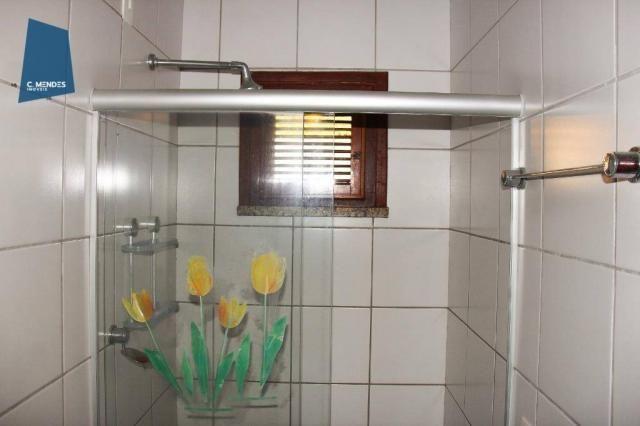 Casa com 4 dormitórios, mobiliada, para alugar, 112 m² por R$ 2.500/mês - Lagoa Redonda -  - Foto 16