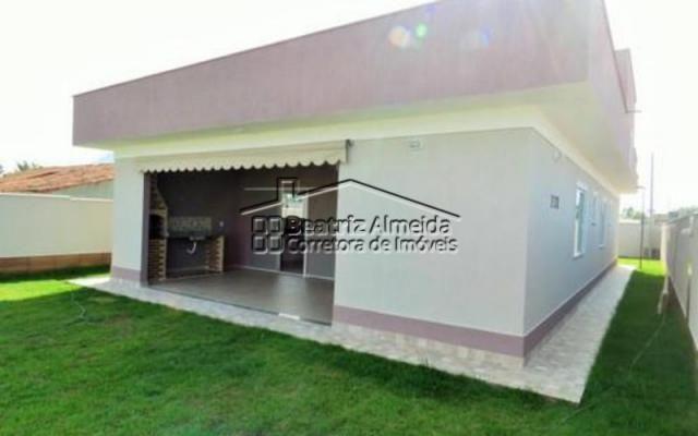 Casa moderna de 3 quartos, sendo 1 suíte, no Jardim Atlântico - Itaipuaçu - Foto 17
