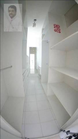 Apartamento com 3 Suítes à venda, 135 m² por R$ 950.000 - Rio Vermelho - Salvador/BA - Foto 10