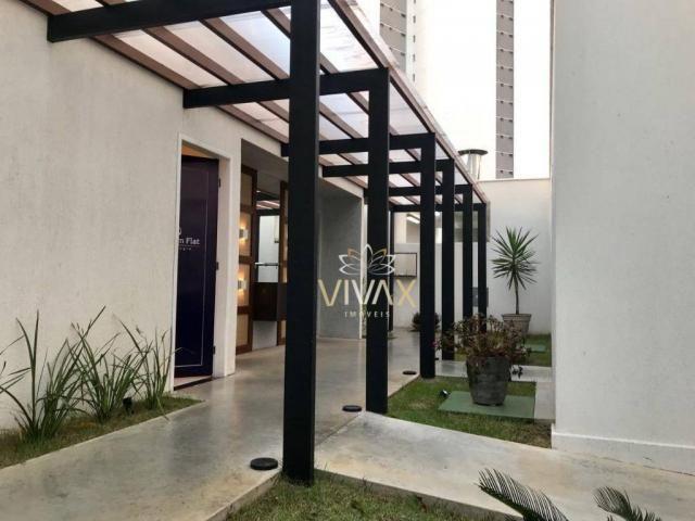 Flat com 1 dormitório à venda, 43 m² por R$ 360.000 - Ponta Negra - Natal/RN - Foto 15