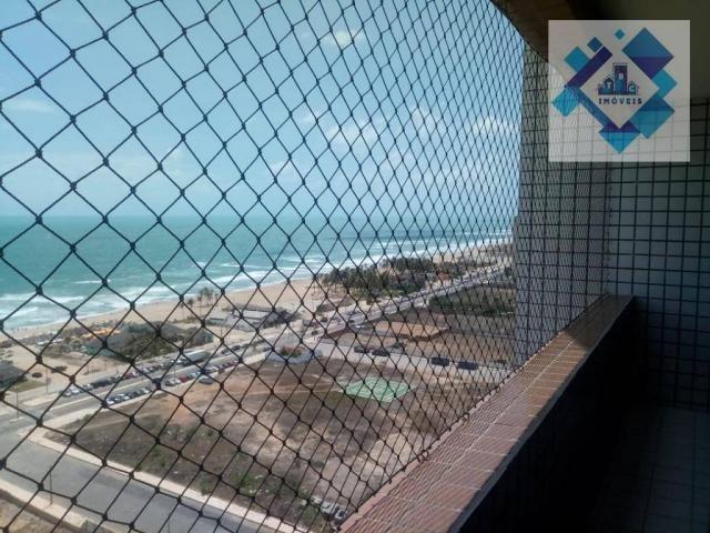 Van Piaget, 2 vagas, 68m²-Praia do Futuro - Foto 2