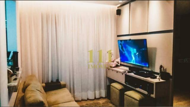 Apartamento com 2 dormitórios à venda, 65 m² por R$ 340.000 - Parque Industrial - São José - Foto 2