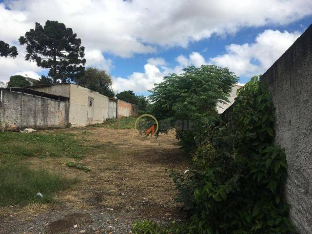Terreno para locação comercial, Boqueirão - Curitiba - Foto 2
