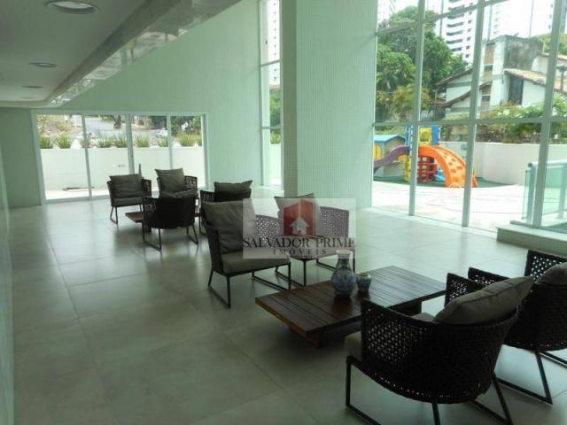 Apartamento residencial à venda, Caminho das Árvores, Salvador. - Foto 12