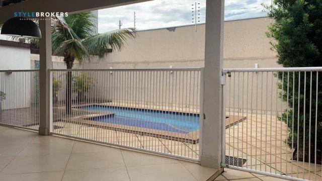 Casa com 3 dormitórios à venda, 255 m² por R$ 650.000,00 - Jardim das Américas - Cuiabá/MT - Foto 7