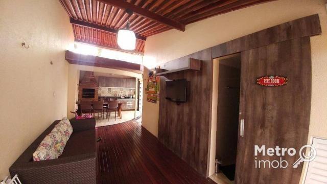 Casa de Condomínio com 3 quartos à venda, 126 m² por R$ 600.000 - Cohama - São Luís/MA - Foto 20