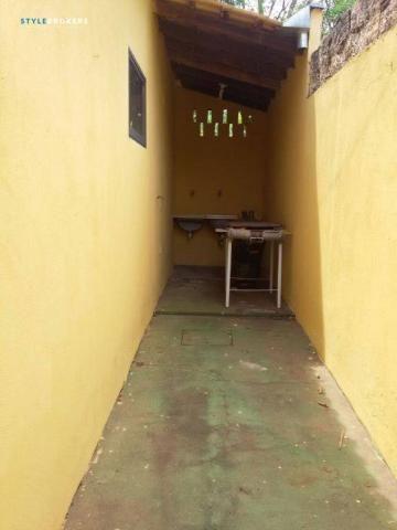 Rancho Parque dos Pequizeiros com 2 dormitórios à venda por R$ 420.000 - Zona Rural - Sant - Foto 7
