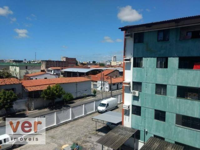 Apartamento à venda, 71 m² por R$ 150.000,00 - Jacarecanga - Fortaleza/CE - Foto 20