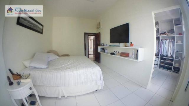 Cobertura com 4 dormitórios 3 suítes  vista a mar nascente à venda, 575m² total m² Rio Ver - Foto 8