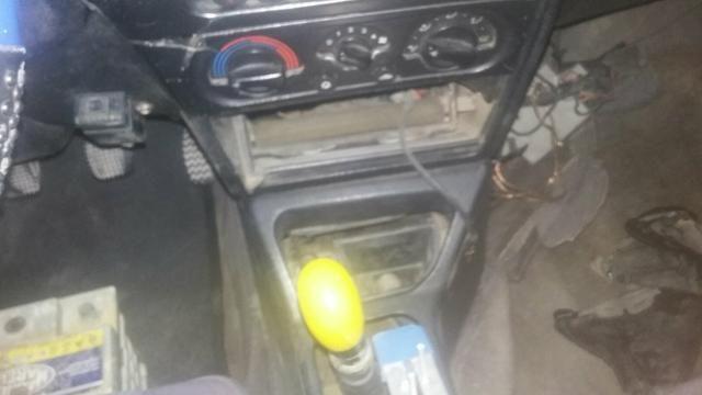 Tempra 8v 95 com kit gás - Foto 4