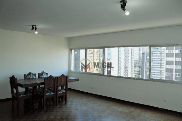 Apartamento amplo, andar alto, com 03 dormitórios, à venda, Alto da Glória - Curitiba. - Foto 6