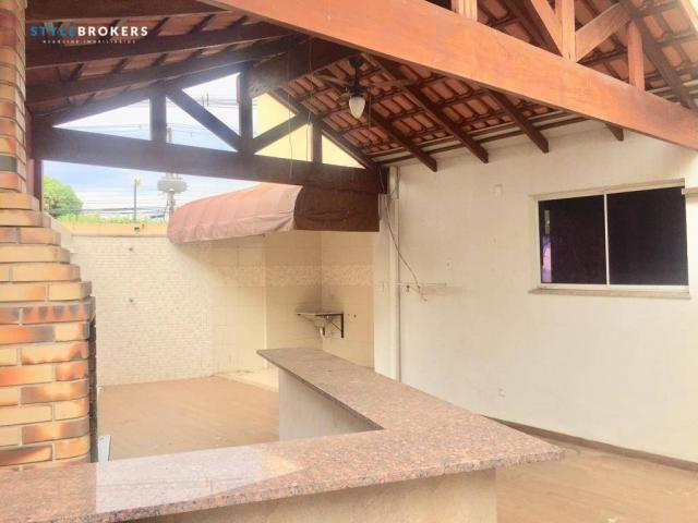 Casa no Condomínio Colina dos Ventos com 3 dormitórios à venda, 119 m² por R$ 359.000 - Ja - Foto 8