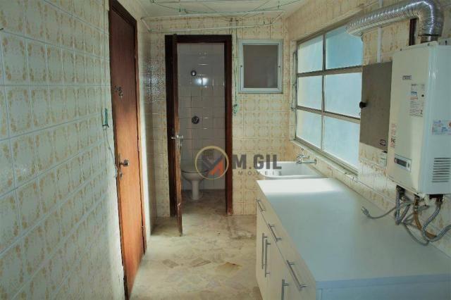 Apartamento amplo, andar alto, com 03 dormitórios, à venda, Alto da Glória - Curitiba. - Foto 11