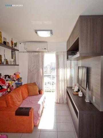 Apartamento no Edifício Villaggio Pompéia com 3 dormitórios à venda, 70 m² por R$ 350.000  - Foto 9