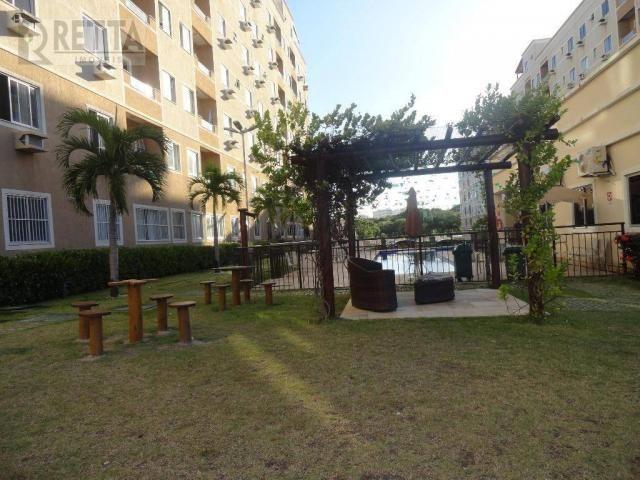 Ed. Favoritto, Cambeba, 51 m² - Foto 11