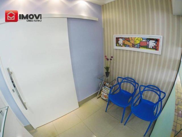 Dentista, Maravilhosa loja montada à venda, 32 m² por R$ 250.000 - Praia do Canto - Vitóri - Foto 5