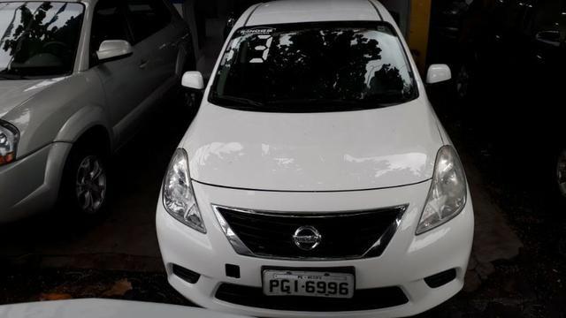 Nissan versa 2013 - Foto 5