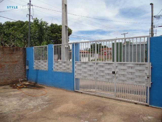 Casa Térrea com 2 dormitórios à venda, 50 m² por R$ 180.000 - Residencial Despraiado - Cui - Foto 2