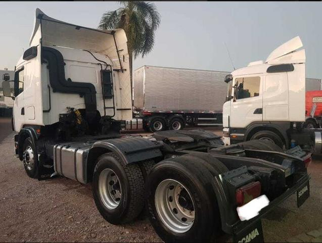 Scania R124 420 6x2 Trucado R$180.000,00 - Foto 4