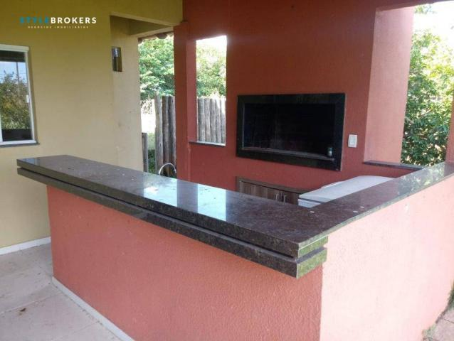 Casa No Condomínio Terra Selvagem Golfe Club com 5 dormitórios à venda, 321 m² por R$ 690.