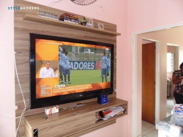 Casa Térrea com 2 dormitórios à venda, 50 m² por R$ 180.000 - Residencial Despraiado - Cui - Foto 9
