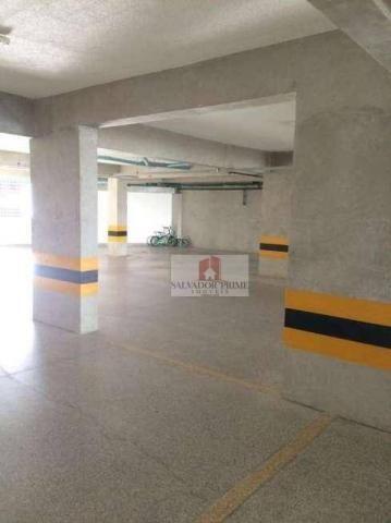 Apartamento residencial à venda, Caminho das Árvores, Salvador. - Foto 19