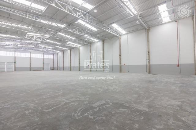 Galpão/depósito/armazém para alugar em Afonso pena, Sao jose dos pinhais cod:7531 - Foto 9