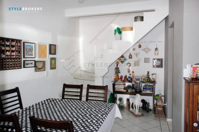 Casa no Condomínio Canachuê com 3 dormitórios à venda, 67 m² por R$ 250.000 - Jardim Santa - Foto 5