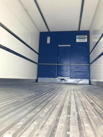 Câmara frigorifica para truck e bi truck 9 metros com equipamento disel - Foto 5