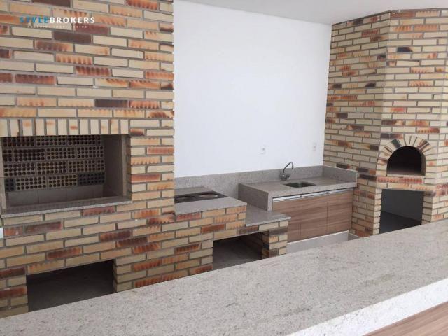 Apartamento no Edifício Saint Riom com 3 dormitórios à venda, 112 m² por R$ 450.000 - Migu - Foto 13