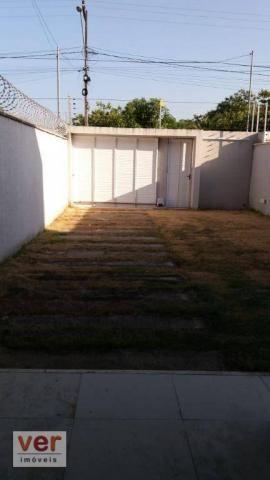Casa para alugar, 146 m² por R$ 1.600,00/mês - Centro - Eusébio/CE - Foto 3