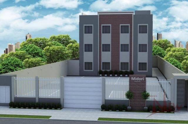 Apartamento 03 quartos no Parque da Fonte, São José dos Pinhais - Foto 3