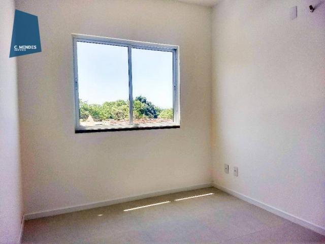 Casa Duplex 124 m² para locação, semi-mobiliada 3 suites 3 vagas, condominio, Jacundá, Eus - Foto 7