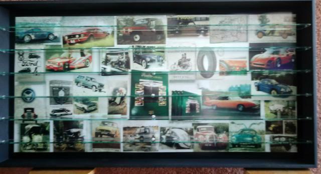 Coleção de miniaturas d carros - Foto 4