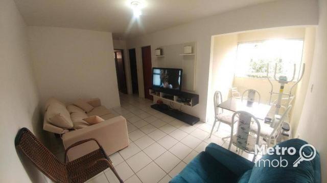 Apartamento com 2 quartos à venda, 52 m² por R$ 145.000 - Turu - São Luís/MA