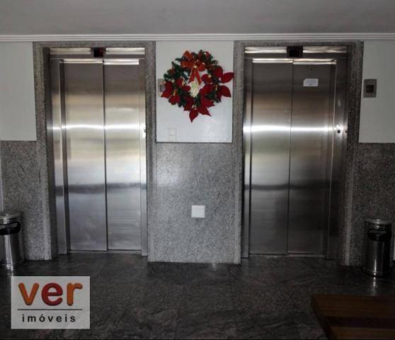 Apartamento com 3 dormitórios para alugar, 74 m² por R$ 800,00/mês - Messejana - Fortaleza - Foto 12