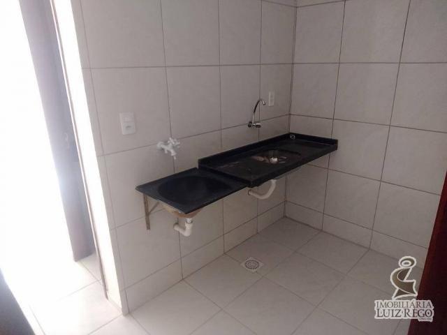 Aluga Apartamentos Novos Centro, 1 quarto, próx. Laboratório UNIMED - Foto 5