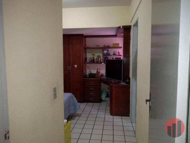 Apartamento à venda, 100 m² por R$ 390.000,00 - Benfica - Fortaleza/CE - Foto 9
