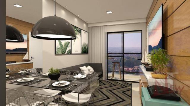 Apartamento com 03 quartos no Cidade Jardim, São José dos Pinhais - Foto 9