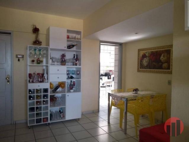 Apartamento à venda, 100 m² por R$ 390.000,00 - Benfica - Fortaleza/CE - Foto 5
