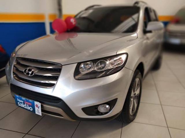 Hyundai santa fÉ 2012 3.5 mpfi gls v6 24v 285cv gasolina 4p automÁtico - Foto 2
