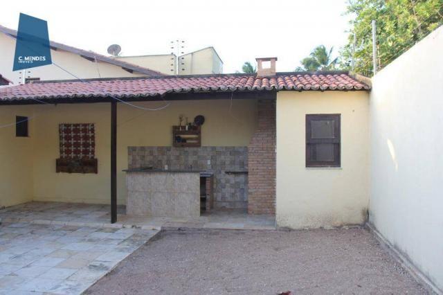 Casa com 4 dormitórios, mobiliada, para alugar, 112 m² por R$ 2.500/mês - Lagoa Redonda -  - Foto 20