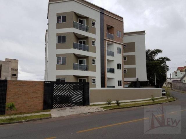 Apartamento residencial à venda, São Pedro, São José dos Pinhais. - Foto 2