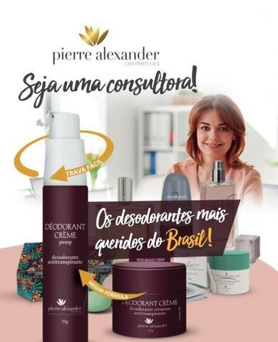 Seja um (a) Consultor Pierre Alexander