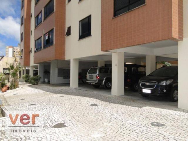 Apartamento à venda, 134 m² por R$ 310.000,00 - Papicu - Fortaleza/CE - Foto 17