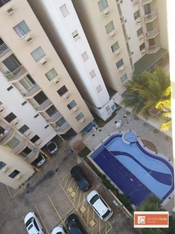 Apartamento de 1 quarto em Caldas Novas  Renaissance Park Residence - Foto 19