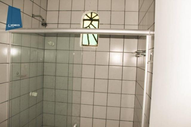 Casa para alugar, 400 m² por R$ 2.200,00/mês - Engenheiro Luciano Cavalcante - Fortaleza/C - Foto 19