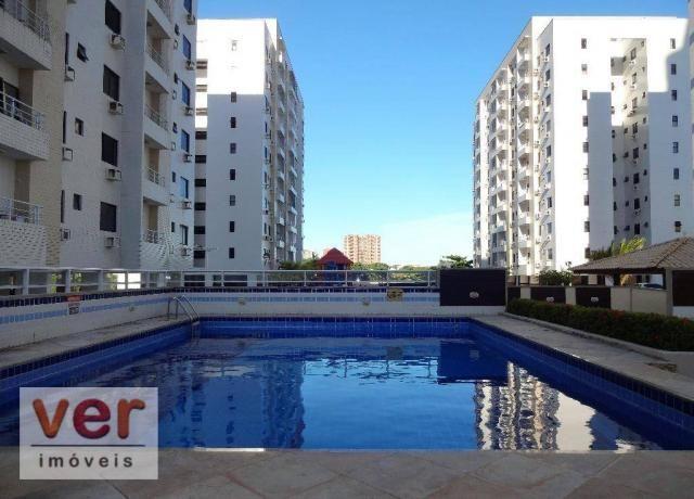 Apartamento à venda, 68 m² por R$ 350.000,00 - Cocó - Fortaleza/CE - Foto 15